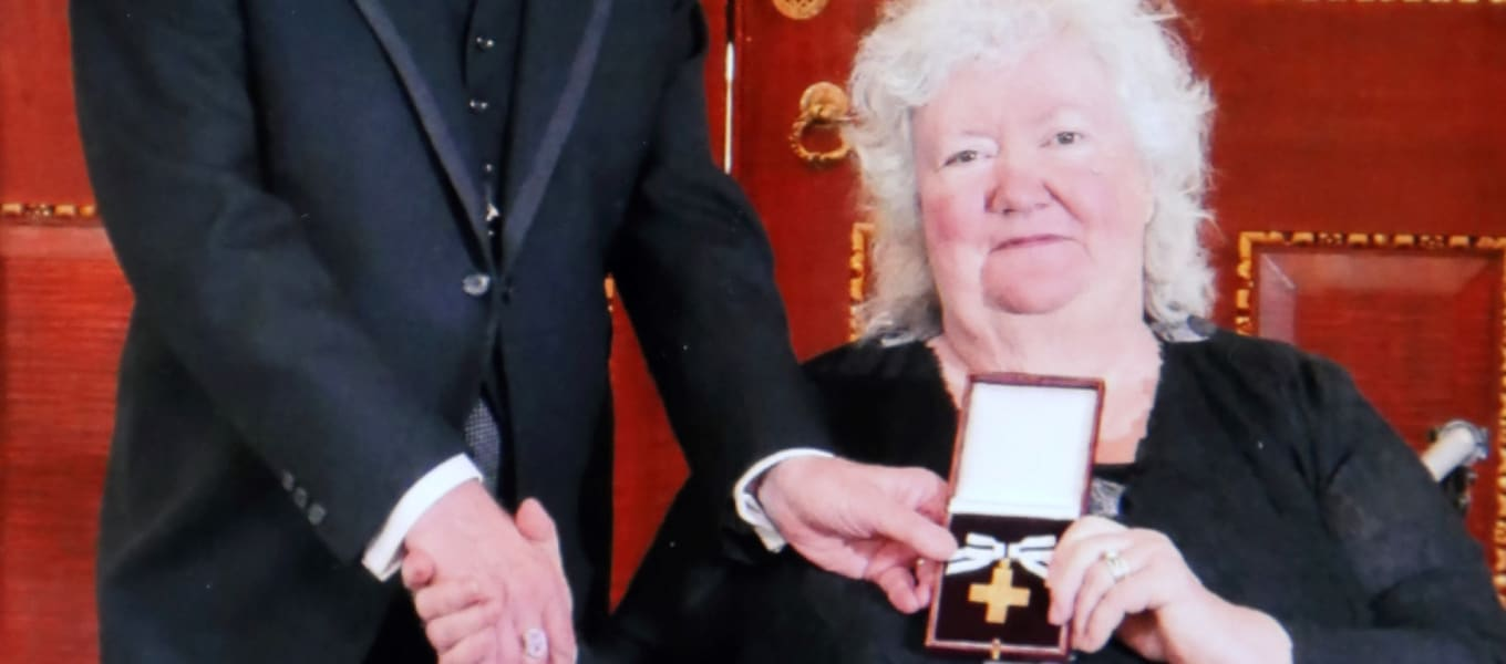 A Medal for Frances