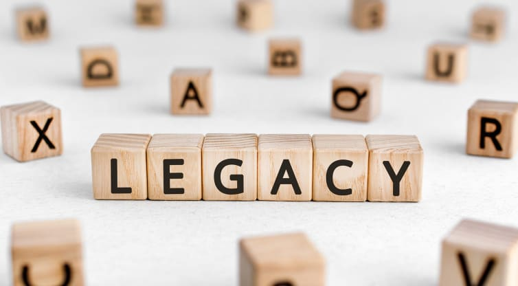 Legacy Giving and In Memory Fundraiser