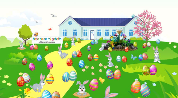 Donate a Virtual Easter Egg