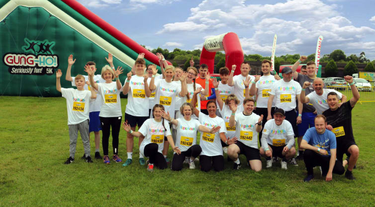 P&A Group celebrate a fantastic year of fundraising