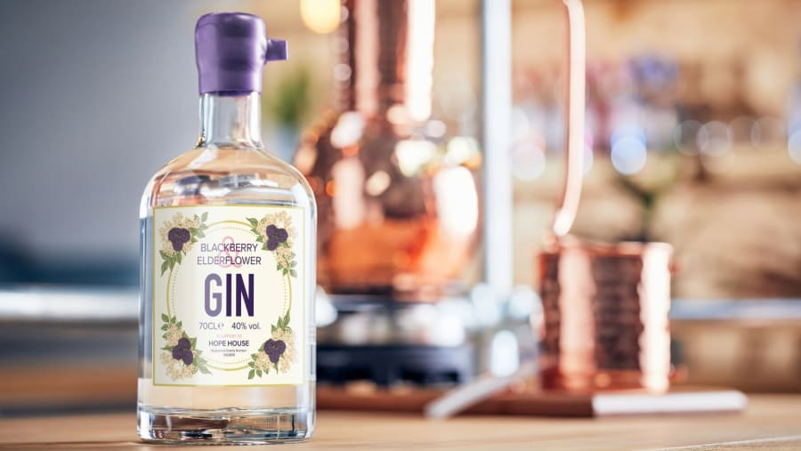 Gin Collaboration To Raise Money