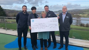 Fabulous Co-op Colleagues Raise £13,500 for Tŷ Gobaith