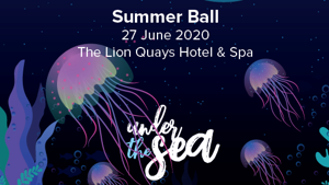 Help us make waves at our upcoming Summer Ball!